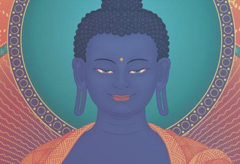 Medizin Buddha Gebete