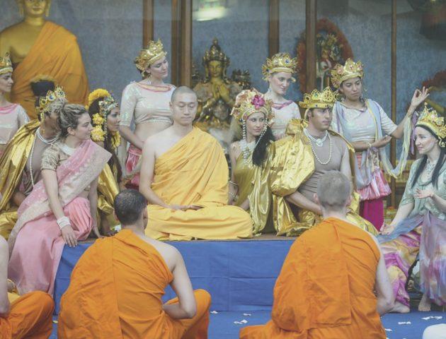 Buddha's Lebensgeschichte