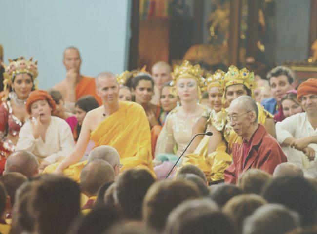 Geshe Kelsang Gyatso Rede