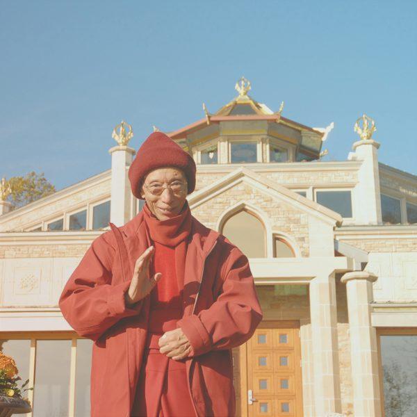 Geshe Kelsang Gyatso Rinpoche