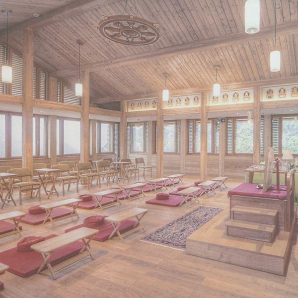 Ort der Meditation